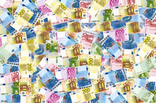 Viel Geld durch Kredit